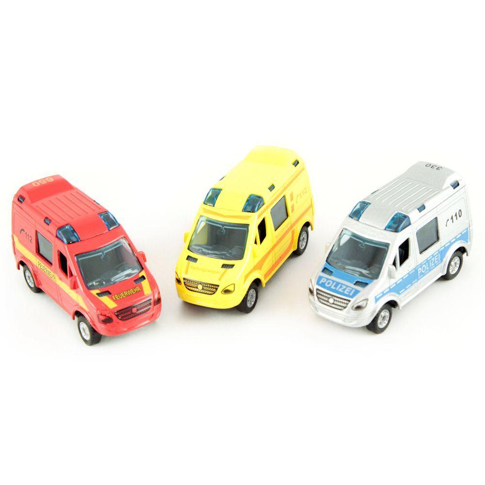 Sürgősségi járművek 8 cm - HAUS308745