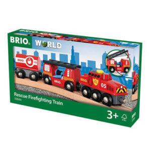 Brio Sürgősségi tűzoltó vonat