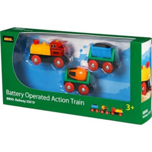 Brio Elemes Action mozdony