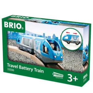 Brio Elemes utasszállító vonat