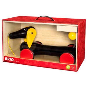 Brio Húzható nagy tacskó
