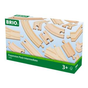 Brio kiegészítő sín szett