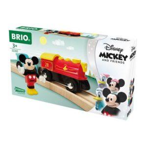 Brio Mickey Mouse elemes vonat