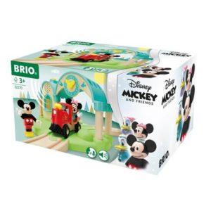 Brio Mickey Mouse vonatállomás