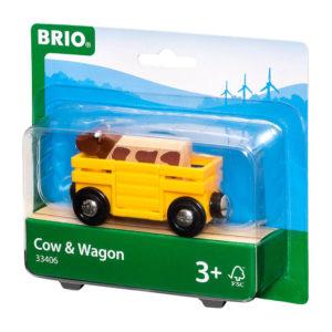 Brio Tehénszállító vagon