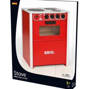 Brio Tűzhely piros