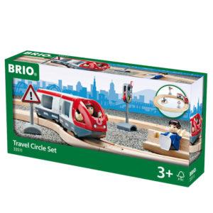 Brio Utasszállító vonatszett