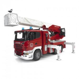 Bruder Scania tűzoltóautó