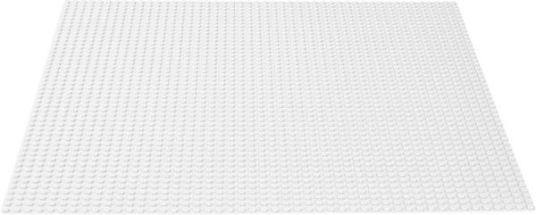 LEGO® Classic Fehér alaplap