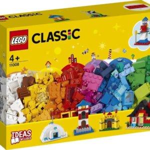 LEGO® Classic Kockák és házak