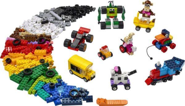 LEGO® Classic Kockák és járművek