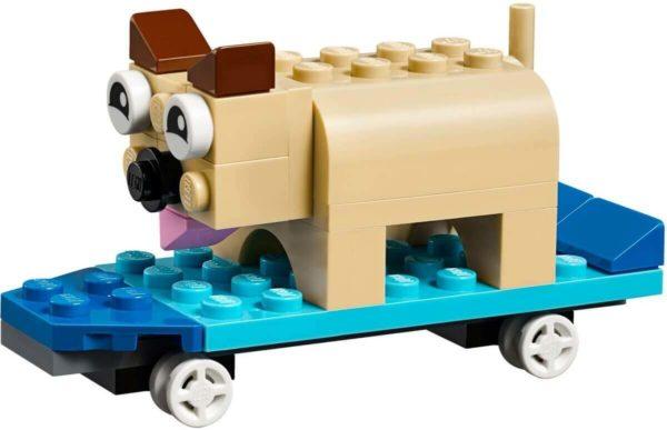 LEGO® Classic Kockák és kerekek