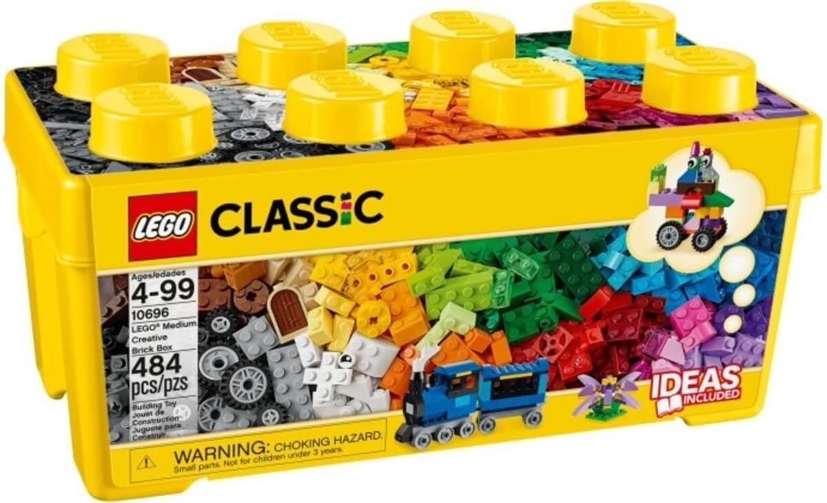 LEGO® Classic Közepes méretű kreatív építőkészlet