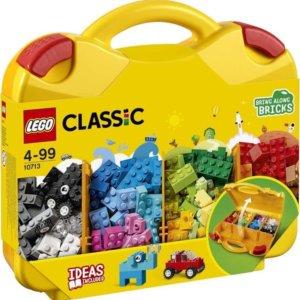 LEGO® Classic Kreatív játékbőrönd