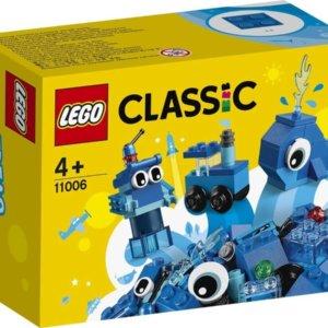 LEGO® Classic Kreatív kék kockák