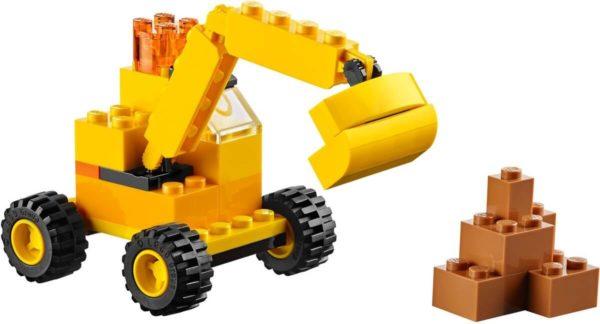 LEGO® Classic Nagy méretű kreatív építőkészlet