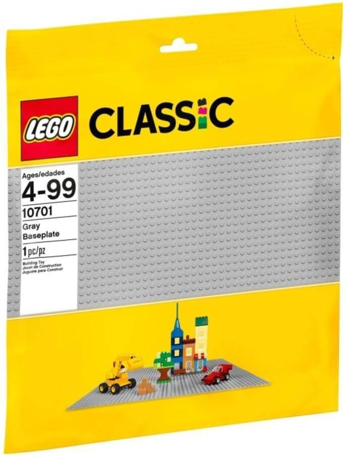 LEGO® Classic Szürke alaplap