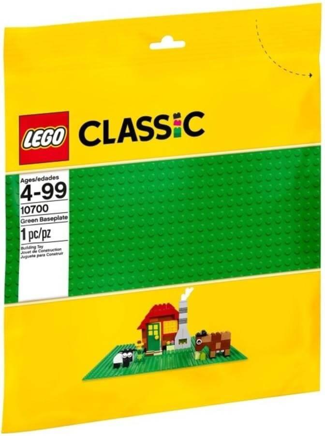 LEGO® Classic Zöld alaplap