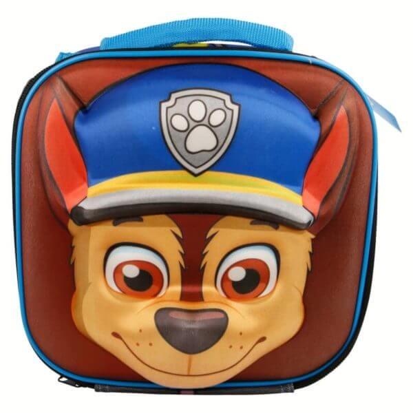 Mancs Őrjárat Chase 3D uzsonnás táska
