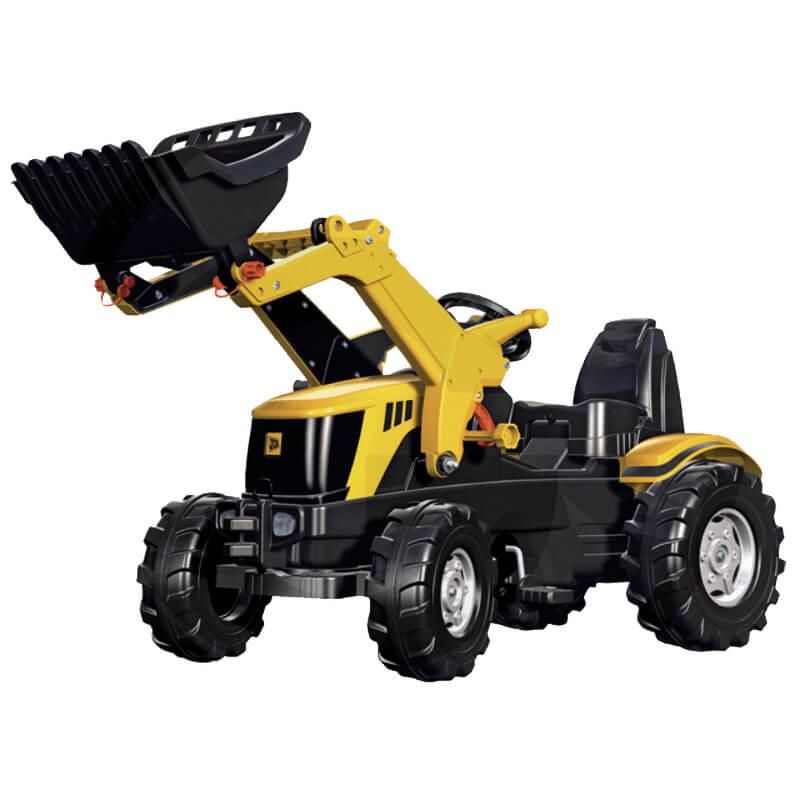 Rolly Toys JCB 8250 homlokrakodóval
