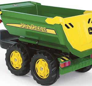 Rolly Toys John Deere rollyHalfpipe utánfutó