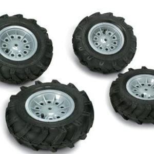 Rolly Toys légtömlős gumiabroncsok (2x 308x98 2x 335x120)