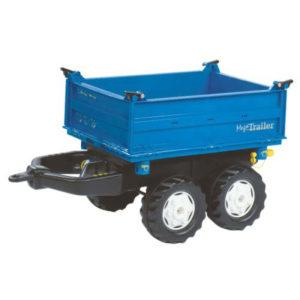 Rolly Toys rollyMega utánfutó kék színben