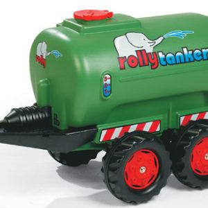 Rolly Toys rollyTanker utánfutós tartálykocsi 2 tengelyes zöld