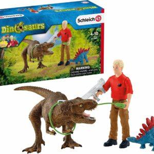 Schelich Tyrannosaurus Rex támadás